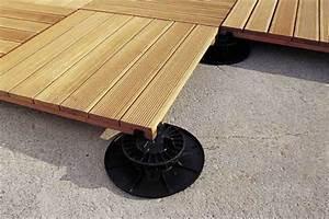 Dalle Bois Terrasse 100x100 : comment choisir sa terrasse en bois leroy merlin ~ Melissatoandfro.com Idées de Décoration