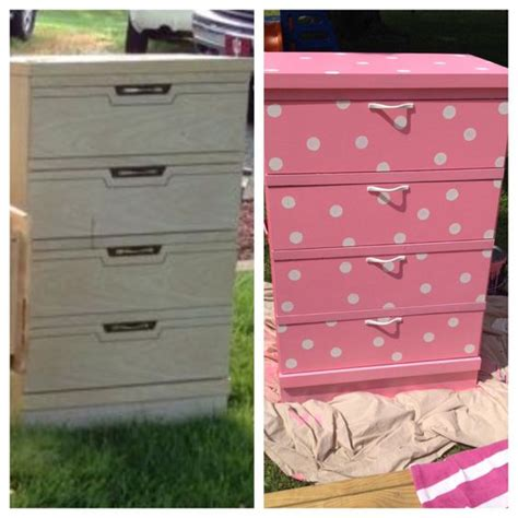 minnie mouse dresser before and after minnie mouse dresser for my