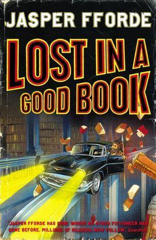 lost   good book thursday    jasper fforde
