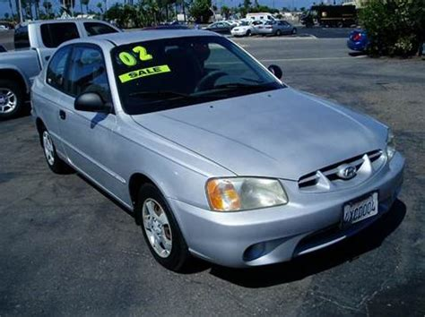 2002 Hyundai Accent For Sale by 2002 Hyundai Accent For Sale Carsforsale