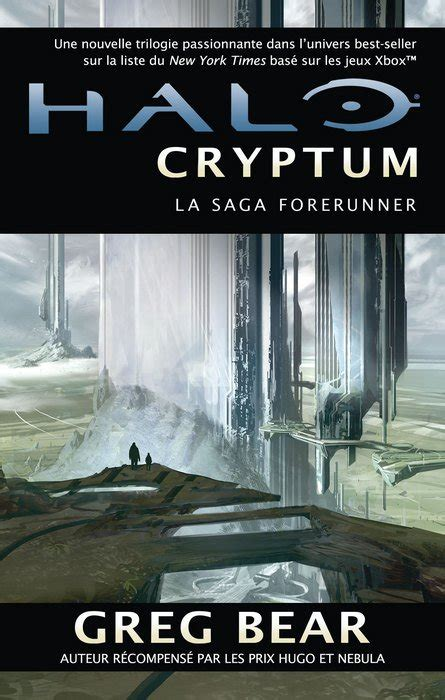 Halo  La Saga Forerunner  Cryptum Halo
