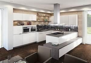 Küchen Modern Günstig : einbauk chen modern ~ Sanjose-hotels-ca.com Haus und Dekorationen