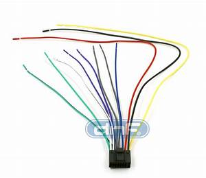 Kenwood Wiring Harness 16 Pin Kdc