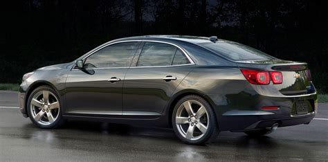 2014 Chevrolet Malibu First Look  Motor Trend