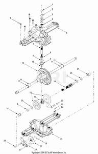 Troy Bilt 13at609g766 Super Bronco  2005  Parts Diagram