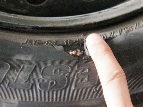 How To Repair A Punctured Tyre