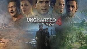 Uncharted 4 wallpaper HD background download desktop ...
