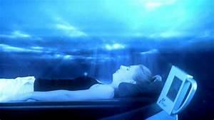 Dry Floatation Treatment Bed  Dreamwaterlounge  Dry Flotation Tank Spa