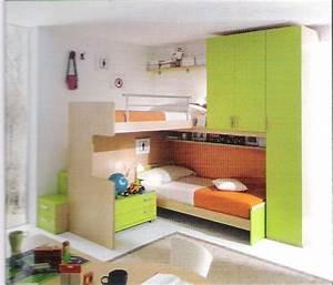 Chambre D Enfant : chambres d 39 enfants ~ Melissatoandfro.com Idées de Décoration