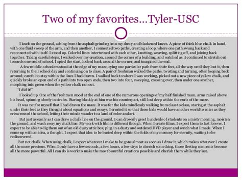 usc personal essay prompts