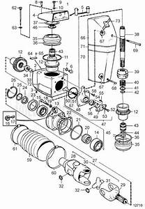33 Volvo Penta 290 Outdrive Parts Diagram