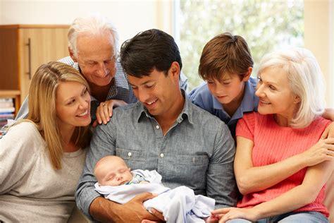 family of social media marketing 4 happy homes
