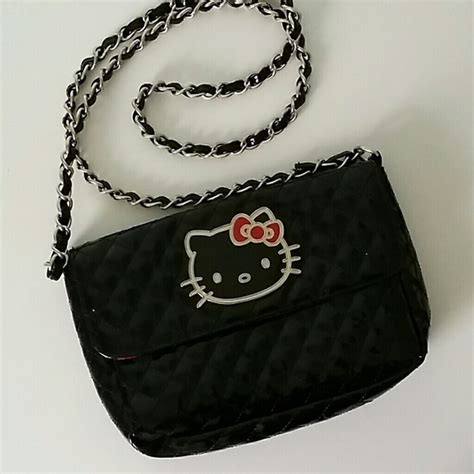 kitty handbags  kitty crossbody bag sanrioloungefly  elizabeths