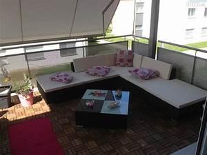 Kleine Eckbank Für Balkon : balkone der kleine garten direkt an der wohnung ~ Bigdaddyawards.com Haus und Dekorationen
