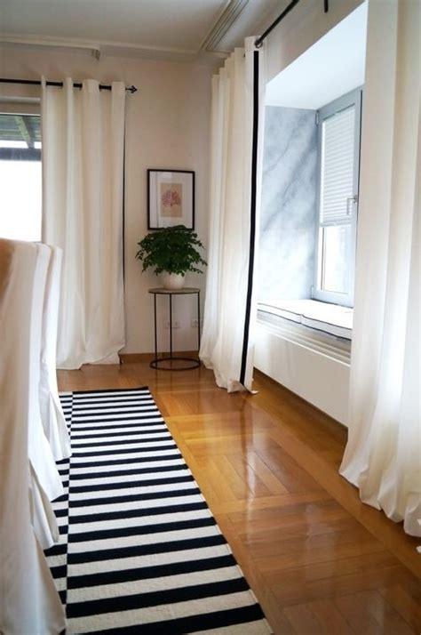 ikea merete curtains get an upgrade