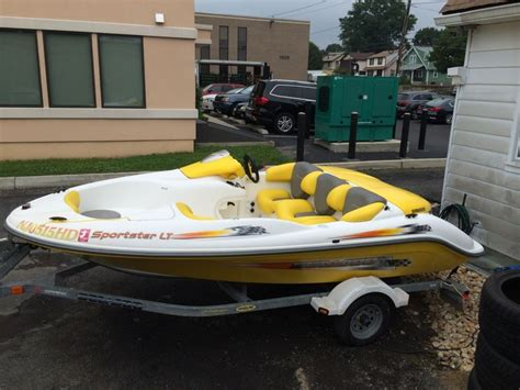 Sea Doo Bombardier Boat by Sea Doo Bombardier Sportster Lt 2002 For Sale For 4 000