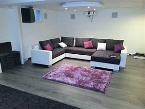 Salon Gris Et Rose : prune blanc et rose poudree id es novatrices de la conception et du mobilier de maison ~ Preciouscoupons.com Idées de Décoration