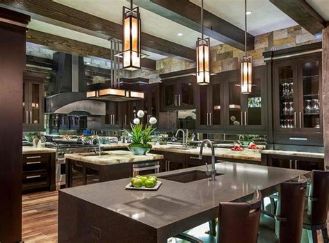 large kitchen designs 15 big kitchen design ideas home design lover 3657