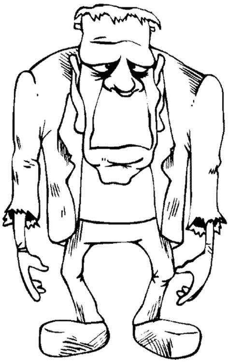frankenstein coloring pages free coloring pages of frankenstein