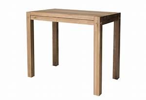 Meuble Mange Debout : table mange debout en ch ne s jour lodge casita koh deco ~ Teatrodelosmanantiales.com Idées de Décoration