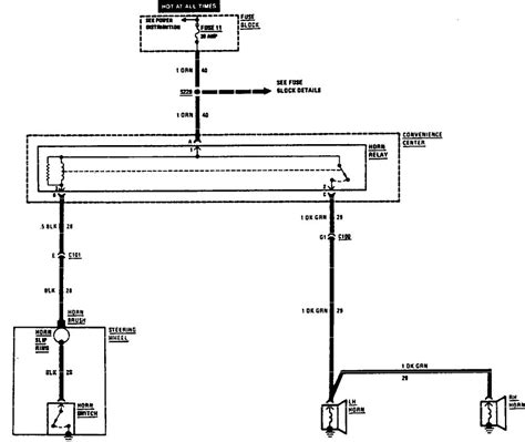 Acura Slx Wiring Diagrams Horn Carknowledge