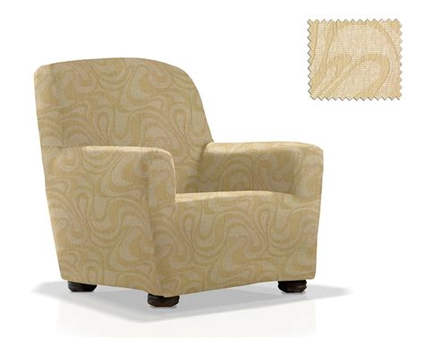 Stretch Armchair Cover Tamesis