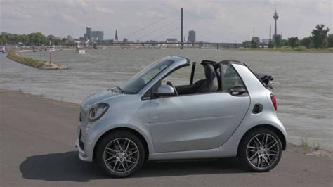 smart cabrio brabus smart brabus fortwo cabrio tailor made caribbean blue