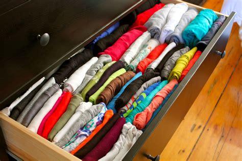 organize clothes organized dresser drawers