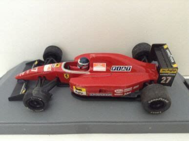 Ferrari team principal mattia binotto has admitted that the legendary italian sportscar manufacturer and f1 team is currently investigating the possibility of entering the ntt indycar series. 1:43 ONYX Model Cars - Ferrari F92A - 1992 Indycar - Jean ...