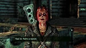Fallout Ghoul Tumblr