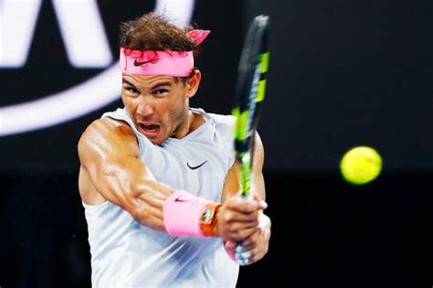 Ranking history of Rafael Nadal ATP Tennis Player