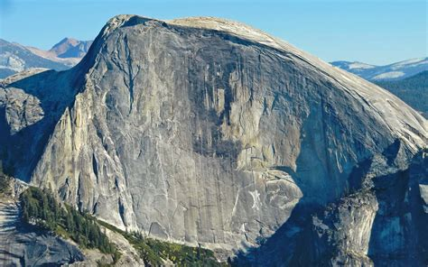 Another Huge Half Dome Rockfall - Gripped Magazine
