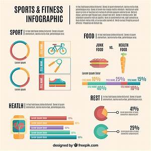 40 free infographic templates to download hongkiat With sports infographics templates