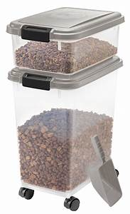 6 Dog Food Storage Containers That Are Airtight