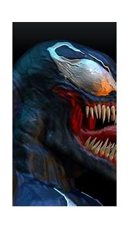 3D printable model Venom Statue 6 and 12 inches | CGTrader