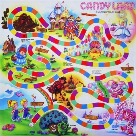 beginning   costume obsession candyland games candyland board game classic