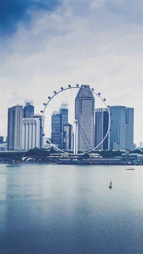 Singapore Skyscrapers Wallpapers - Wallpaper Cave