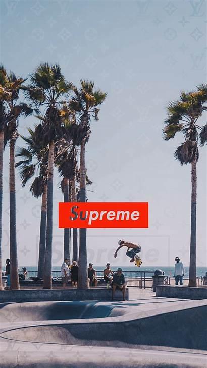 Supreme Wallpapers Skateboard 4k Background Allhdwallpapers Vuitton