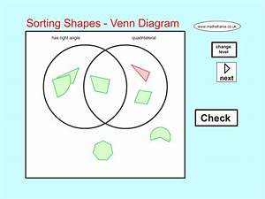 Sorting 2d Shapes Venn Diagram App Ranking And Store Data