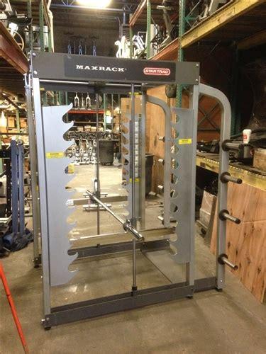 star trac max rack  smith machine gymstorecom