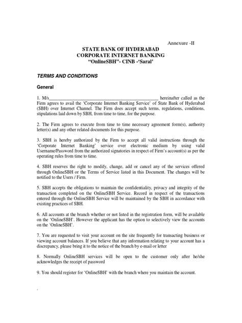 SARAL_Terms and Conditions | Contraseña | Usuario