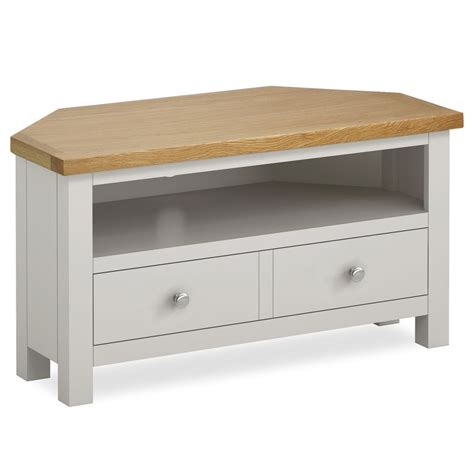small corner tv cabinet farrow painted corner tv stand small stone painted tv