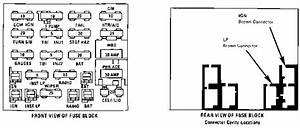 Fuse Layout Diagram