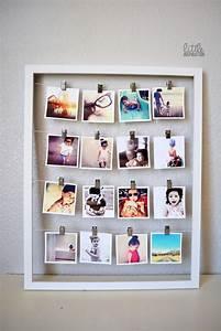 45, Creative, Diy, Photo, Display, Wall, Art, Ideas