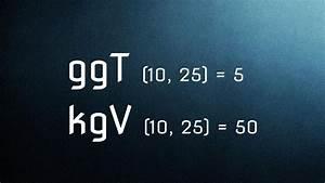 Ggt Und Kgv Berechnen : ggt und kgv gr ter gemeinsamer teiler einfach erkl rt g11 1 youtube ~ Themetempest.com Abrechnung