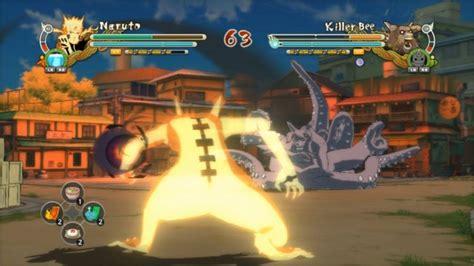 naruto ultimate ninja storm revolution conheca os tres