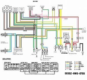 Chinese 125cc Atv Wiring Diagram