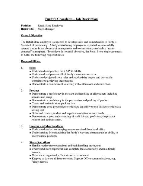 resume maintenance worker description best photos of employee description sle resume maintenance worker description