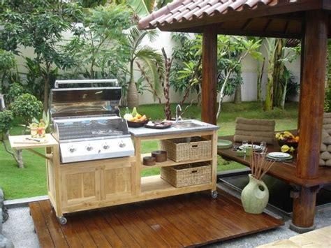 Entzuckend Outdoor Kuche Holz Design by Entz 252 Ckend Outdoor K 252 Che Holz Design 1134