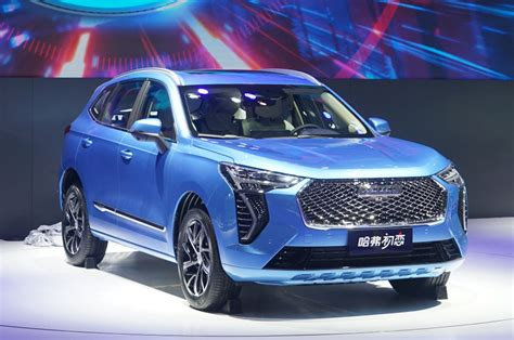great wall motors haval concept   production